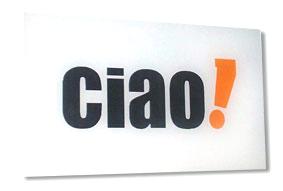 Plaque professionnel  blanche gravure noire et orange