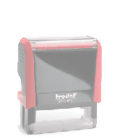 Replacement ink pad<br>Trodat 4912 - Pack of 2