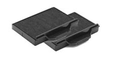 Replacement ink pad Trodat  5200 : 6/50 - Pack of 2