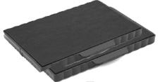 Replacement ink pad Trodat  5211 : 6-511 - Pack of 2