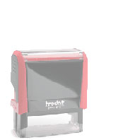 Replacement ink pad Trodat  4911 ou 4822 - Pack of 2